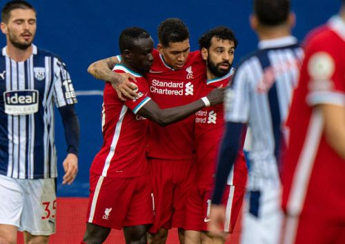 West Brom 1-2 Liverpool: ALISSON header saves Reds' season
