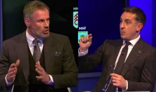 Gary Neville and Jamie Carragher name Team of the Year and agree on six selections