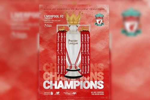 How to get the official Liverpool FC 'CHAMPIONS' matchday programme