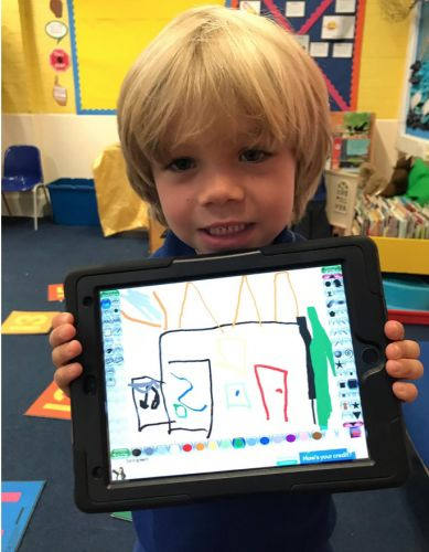 London state primary school gives Apple iPads to five-year-old reception pupils