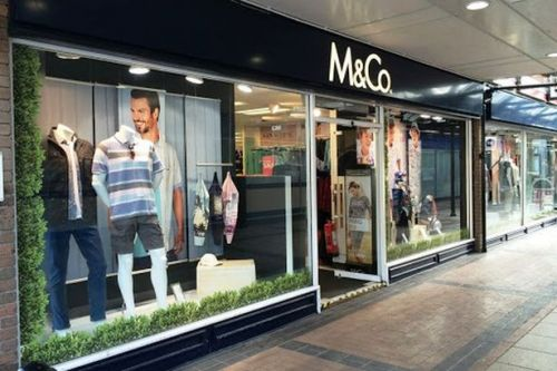 M&Co to close 47 stores across UK with the loss of 380 jobs