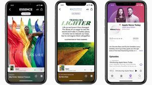 Apple News Adds Audio Stories, Daily Podcasts, More Local Coverage