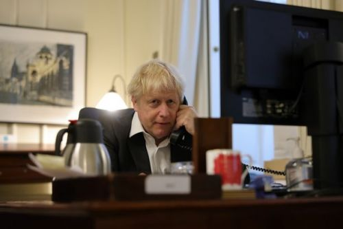 Boris Johnson told James Dyson over text he would 'fix' company's tax issue