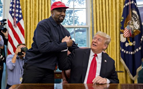 President Kanye West? Rapper says he will run for top job in US election