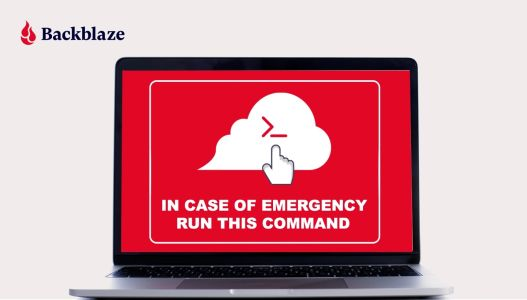Backblaze now offers instant disaster recovery