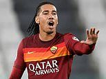 Manchester United defender Chris Smalling 'on verge of joining Roma'