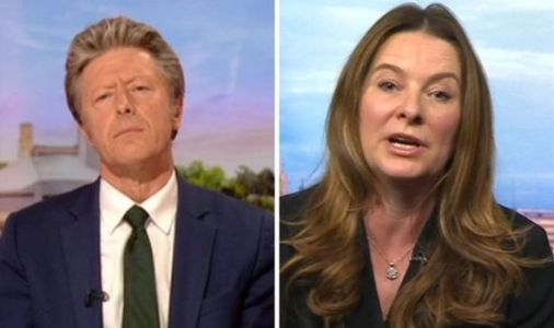 BBC Breakfast clash as Charlie Stayt riles up care minister 'You know that's a term'