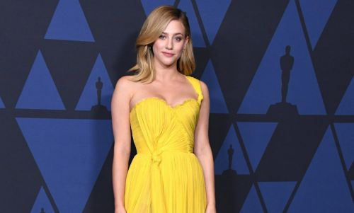 Lili Reinhart comes out as bisexual she throws support behind LGBTQ+ Black Lives Matter protest in LA