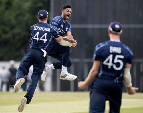 Scotland head coach Shane Burger hails exciting time for Scottish cricket ahead of Aberdeen One Day Internationals