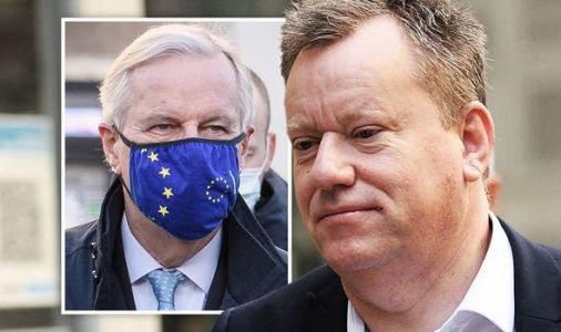 EU shamed: Insider breaks cover to expose bloc's dirty Brexit tricks- 'Want to kick City!'