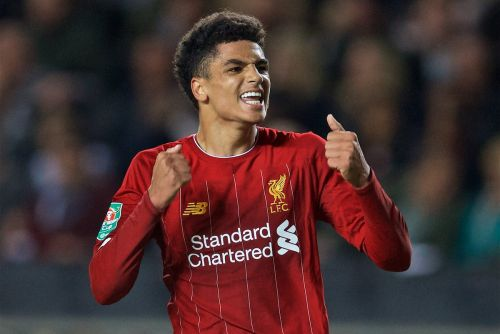 Liverpool left short of full-back cover as Ki-Jana Hoever earns World Cup call-up