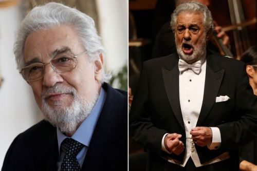 Opera star Placido Domingo apologises for sexually harassing string of women
