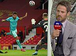 'You can't have 15 games without a goal': Jamie Redknapp on wanting Roberto Firmino to score more