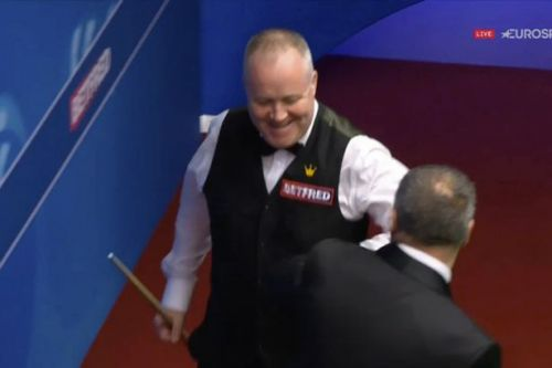 John Higgins scores spectacular 147 at World Snooker Championship: Watch in full