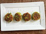 The five-ingredient broccoli bites that are the perfect tasty home snack for the family