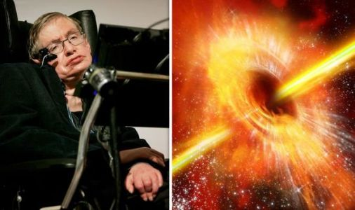 Black hole breakthrough: Stephen Hawking's 'most unexpected discovery' revealed