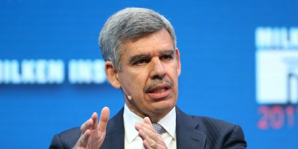 Mohamed El-Erian says investors should prepare for slower economic recovery and not 'US lawmakers to come to the rescue'