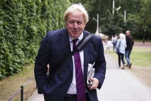 Boris Johnson's Facebook page swamped with hundreds of racist messages