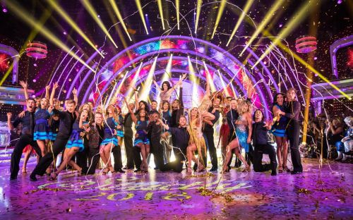 Strictly Come Dancing 2018, first live show: will Ashley Roberts set the early pace?