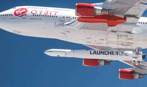 Virgin Orbit: Richard Branson's rocket fails on maiden flight