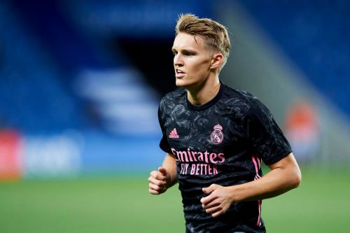 Arsenal hero Kevin Campbell worried by 'risky' Martin Odegaard signing
