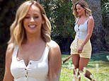 Clare Crawley begins filming The Bachelorette after lockdown at resort