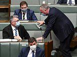 Barnaby Joyce demanded Scott Morrison give Nationals extra cabinet seat for net-zero support