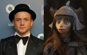 Take a first look at Taron Egerton's character in new Netflix series based on cult classic 'The Dark Crystal'