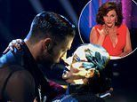 Strictly viewers convinced Ranvir Singh snogged Giovanni Pernice in steamy Argentine Tango