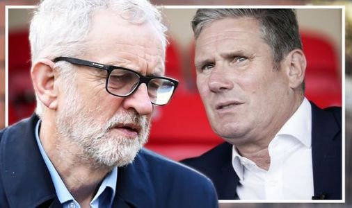 Corbyn launches all-out assault on Starmer in call for radical action on eve of conference