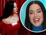 Katy Perry puts on a vivid display as she matches her hit songs to colors in new collaboration