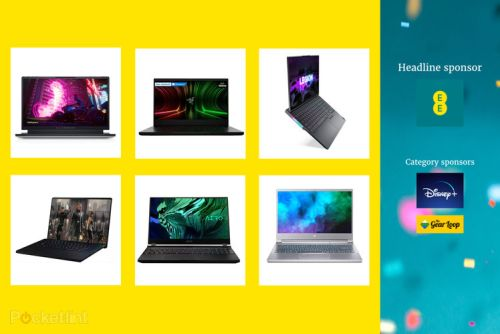 Here are the EE Pocket-lint Awards nominees for Best Gaming Laptop 2021 and how to vote