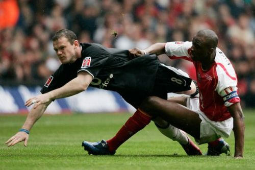 Rooney faces Vieira in last 16 of World Cup of Premier League greats
