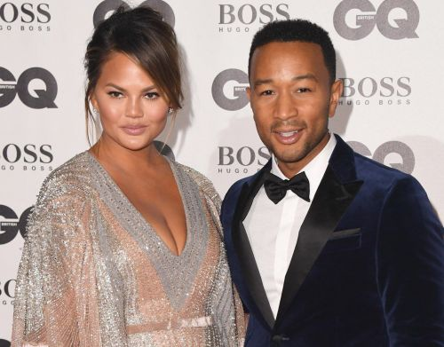Chrissy Teigen reveals she had sex with John Legend on their first date - but celebrated EGOT win with burgers