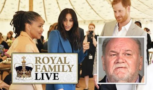 Royal Family LIVE: Prince Harry 'doomed' Meghan's royal future with four-word blunder