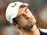 Murray falls to emotional defeat against Bautista Agut in Australian Open first round