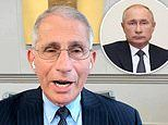 Dr. Fauci says he 'seriously doubts' that  Russia's COVID-19 vaccine is 'safe and effective'