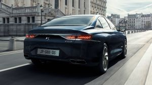 New 2021 DS 9 saloon: UK prices and specifications revealed