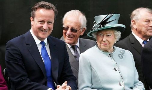 Nervous Cameron was 'delighted' when Queen stepped into Scottish referendum debate
