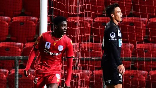 Adelaide, Central Coast advance in FFA Cup