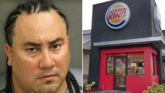 Man 'shoots Burger King worker dead because his girlfriend's order took too long'