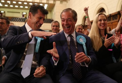 Nigel Farage warns Brexit Party is 'getting ready for general election'