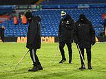 Tottenham help Leeds United with pitch problems as Yorkshire club install new £300,000 turf
