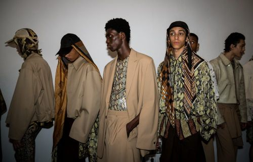 Backstage buzz | paris fashion week men's ss20