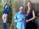 Six-foot-four model gets creepy DMs from men asking to climb her