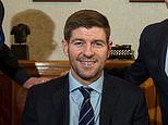 Rangers manager Steven Gerrard signs two-year contract extension