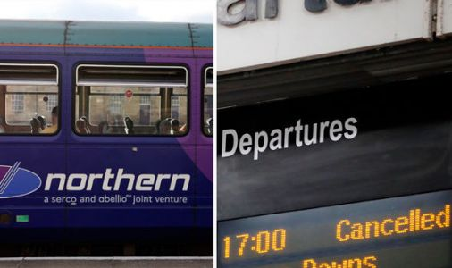 Travel CHAOS hits north of UK as train service cancellations blamed on World Cup final