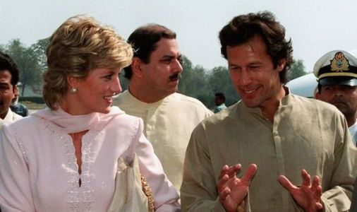 Royal tour in Pakistan: How did Princess Diana know Imran Khan? Were they friends?