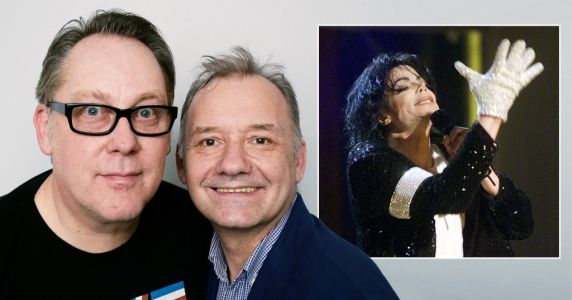 Yes, Bob Mortimer and Vic Reeves' movie about Michael Jackson's glove is going ahead