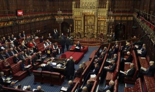 'Gravy train' House of Lords should be scrapped as upper house 'passed its sell-by date'